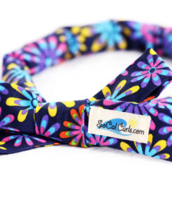 Boho Beauty Hair Curling Tie by SoCal Curls™
