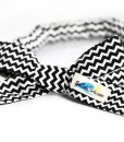 Night and Day Chevron Hair Curling Tie by SoCal Curls™